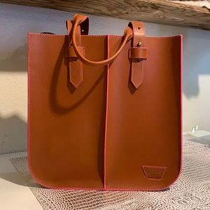 III Beca by joy Gryson leather tote